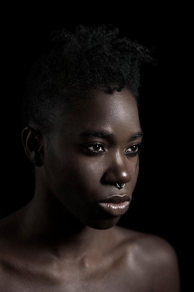 black beauty by www.wadehudson.ca