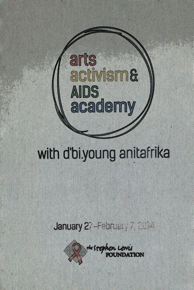 arts activism and aids academy