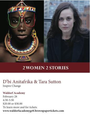 2 Women 2 Stories