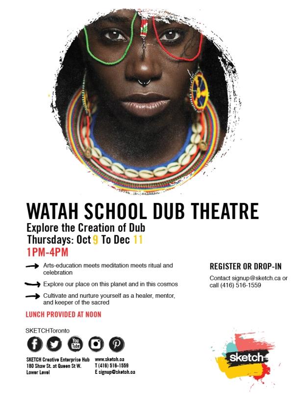 Watah School Dub Theatre